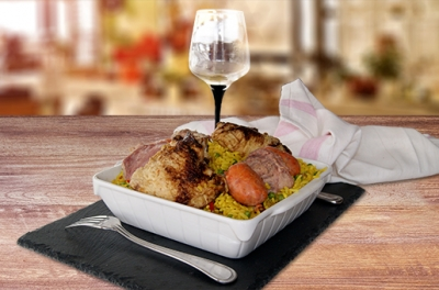 Jambalaya plats cuisinés artisanaux Saveurs des Mauges 49